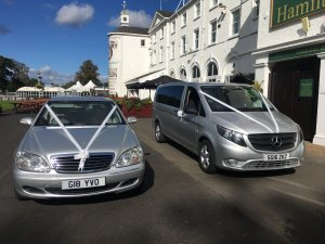 people carrier wedding lanarkshire