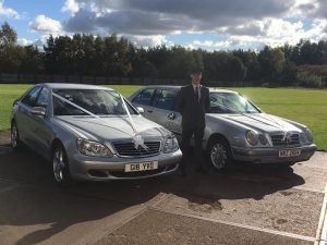 wedding car hire lanarkshire